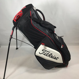 Titleist 2016 Red-Black-White Staff Stand Bag