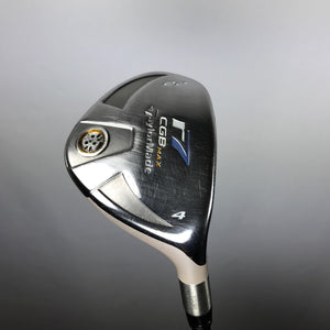 Ladies Taylormade R7 CGB Max 4 Rescue