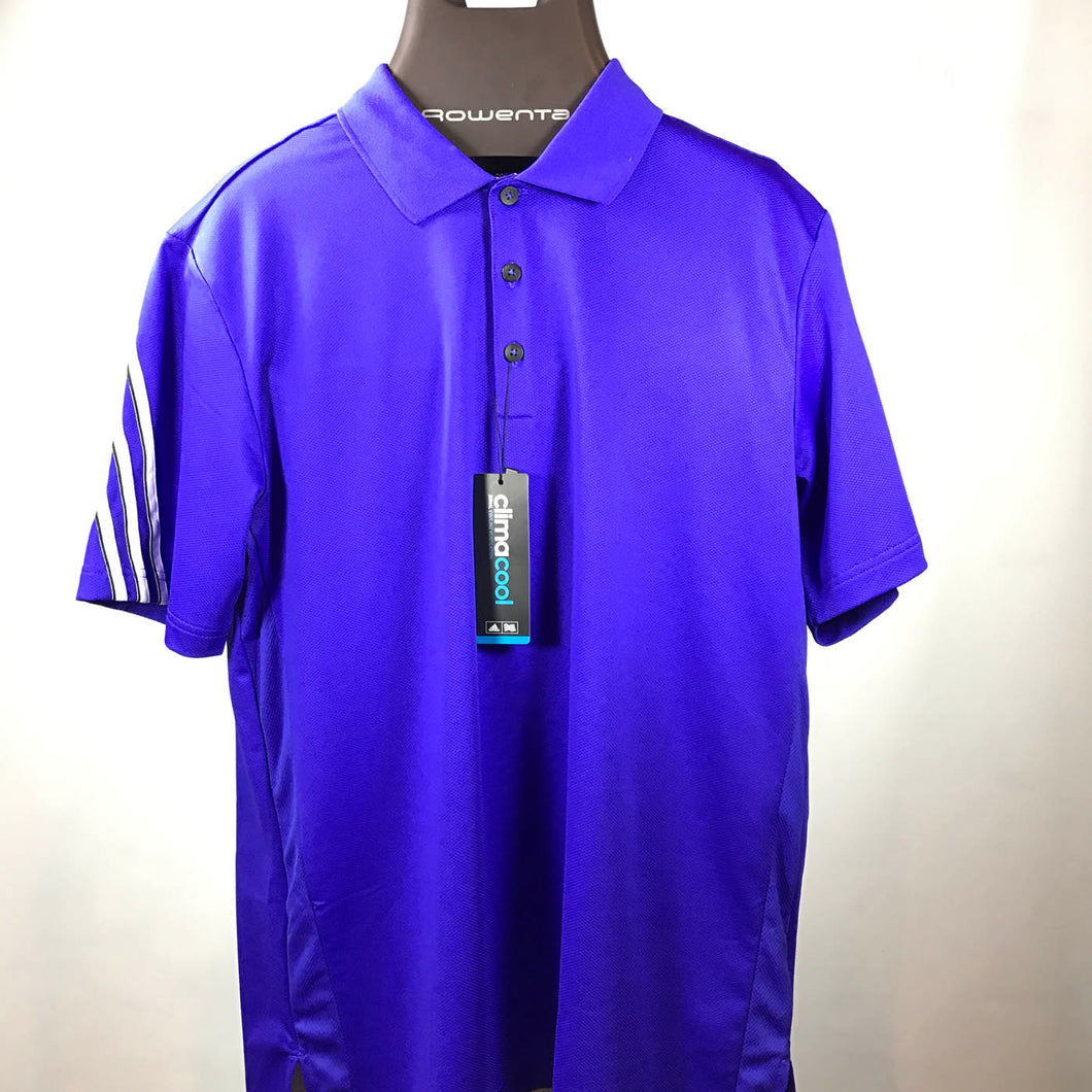 Adidas Climacool Purple Short Sleeve