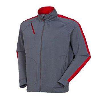 Sunice Sport Rouen Stretch Jacket Shadow/Red
