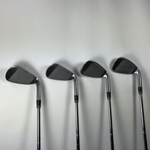 LH Taylormade Tour Burner Iron Set