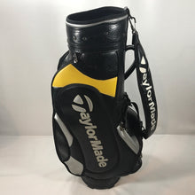 TaylorMade R5 Hundred Series Leather Cart Bag