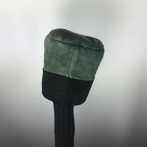 Green/Black Universal X Headcover