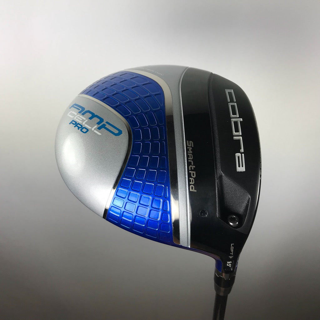 Cobra AMP Cell Pro Blue Driver