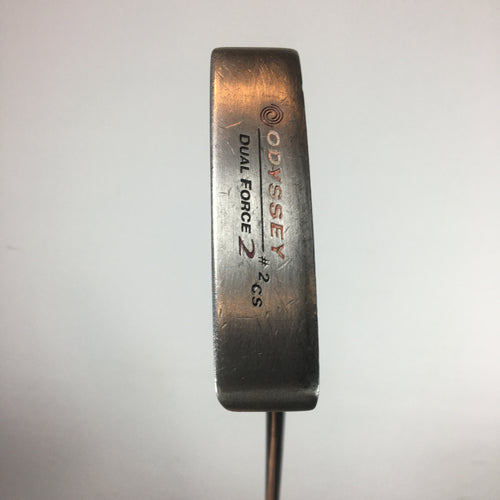 Odyssey Dual Force 2 #2 CS Putter
