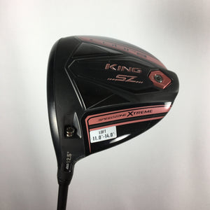 LH Ladies Cobra King SpeedZone Xtreme Black/Pink 12.5* Driver