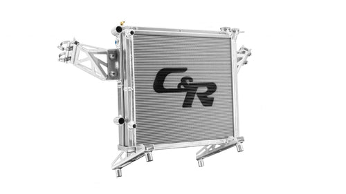 Polaris Pro XP Race Radiator