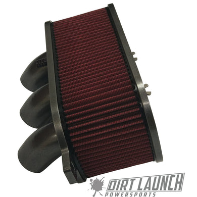 DLP Yamaha Yxz1000r Intake System - HUGE POWER Increase Over Stock