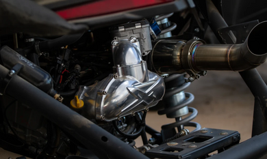 "Can-Am X3 ""Billet X"" Intake Plenum"
