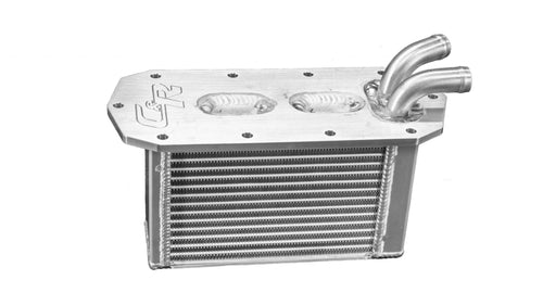 C&R Racing Rzr Turbo Intercooler Upgrade