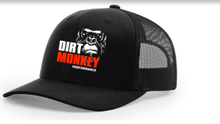 Load image into Gallery viewer, Dirt Monkey Performance - Richardson 112 Solid Black