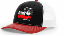 Load image into Gallery viewer, Dirt Monkey Performance - Richardson 112 Red/Black/White