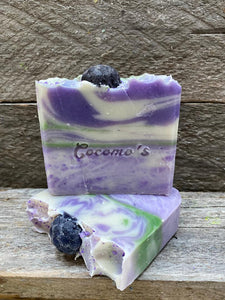 Beachglass Artisan Soap