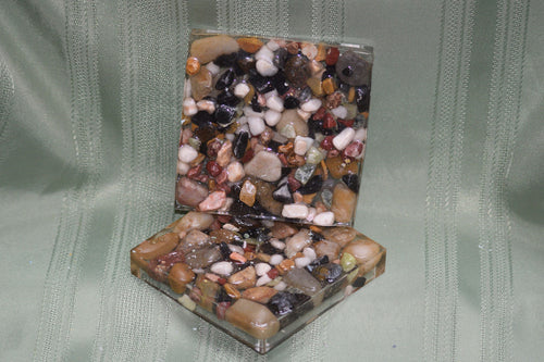 River Rock Soap Dish