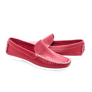 Sisu - Red - Shoes - Rollins Shoes