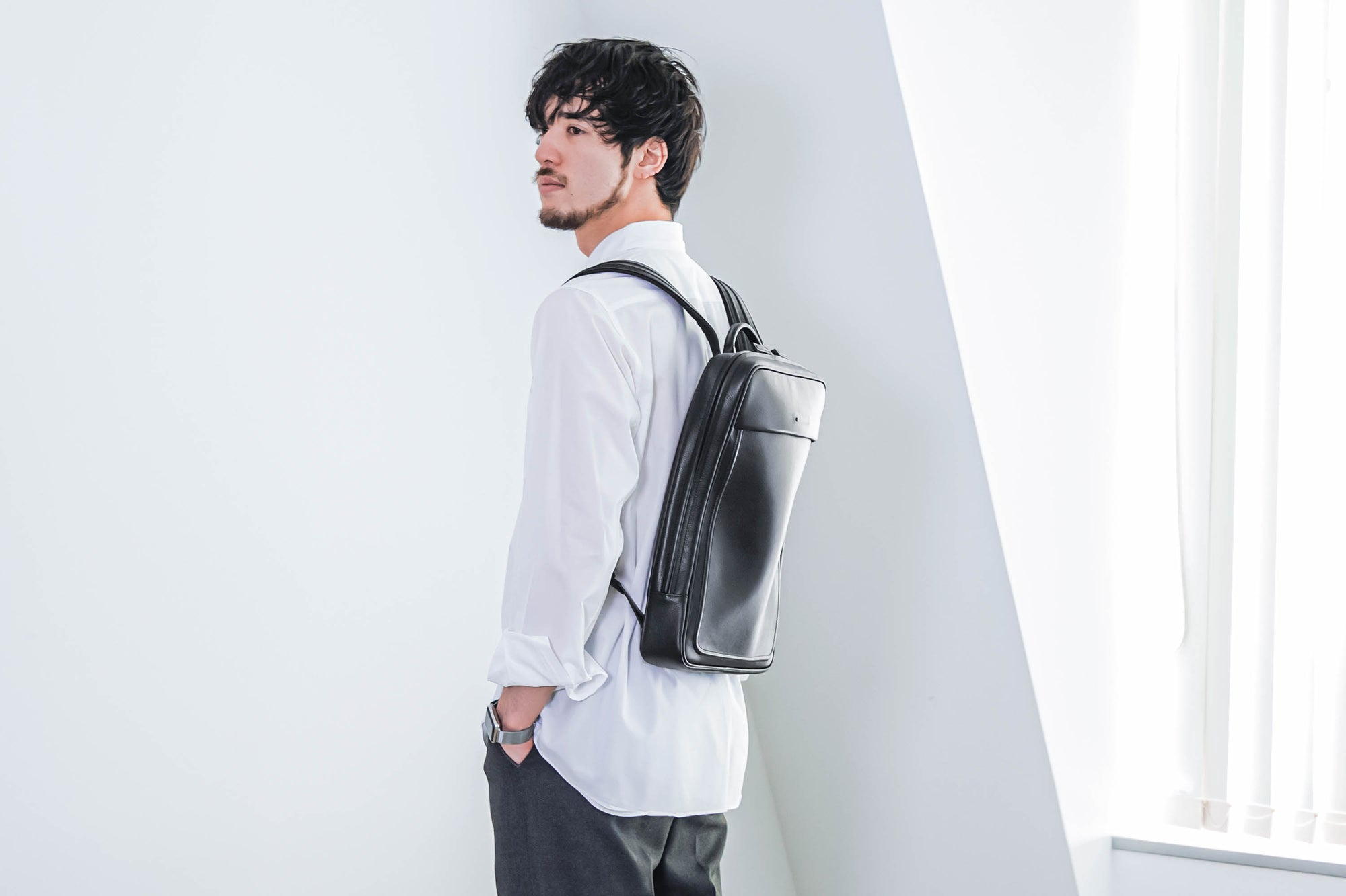 Soft Backpack Commuters Small