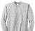 Essential Crew Neck Sweatshirt - Ash