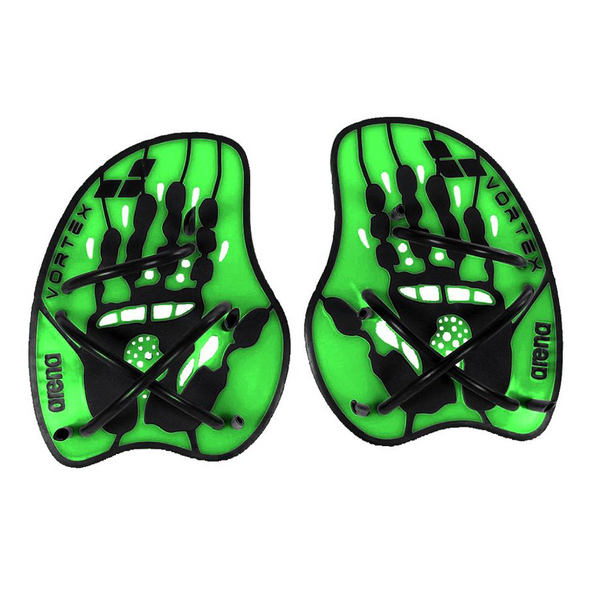 Green Vortex Evolution Paddles for Swimmers