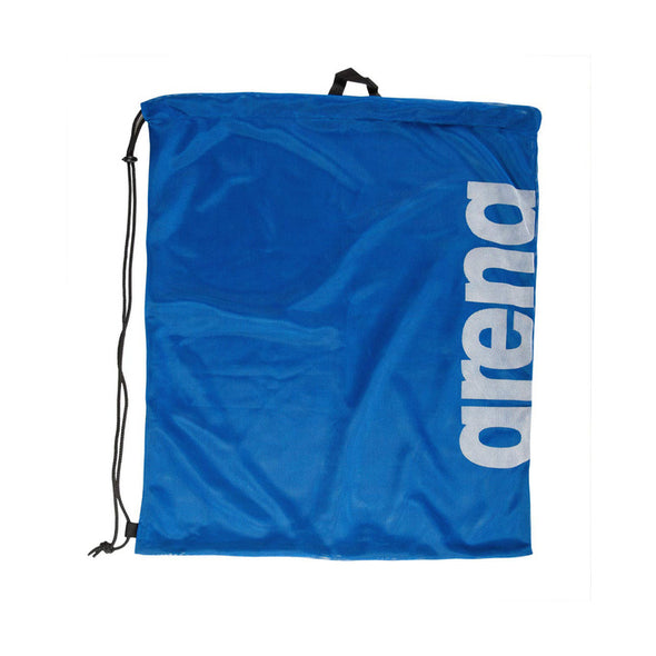 Blue Arena Mesh Bag
