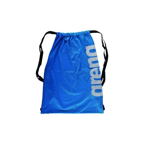 Arena Mesh Swim Bag in Blue