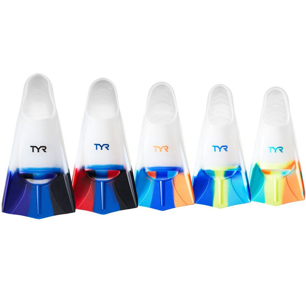 TYR Silicone Fins