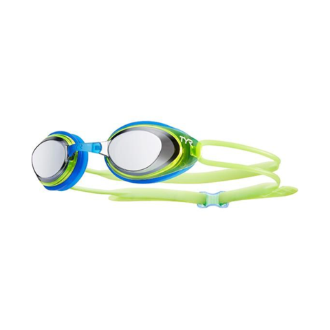 Racing Mirrored Goggles for Juniors