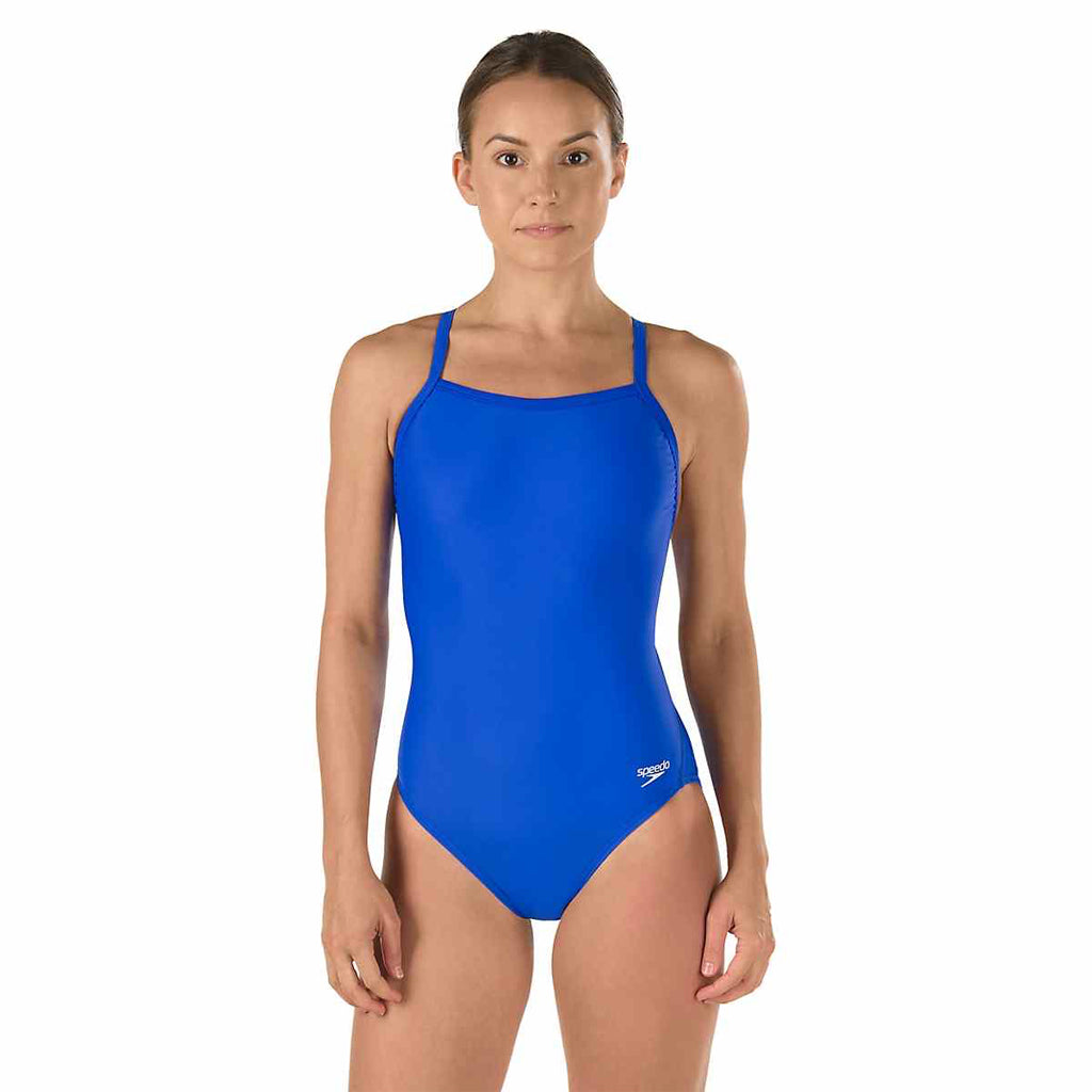 PowerFlex Eco Solid Flyback Suit - Sapphire