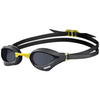 Black and Yellow Swim Goggles