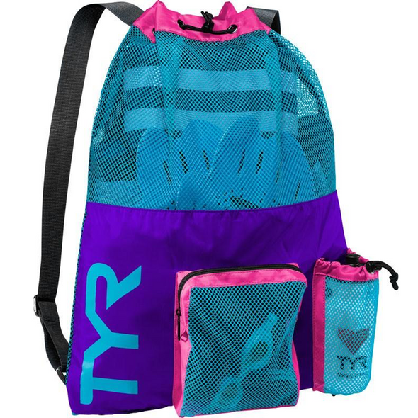 Large TYR Mesh Backpack for Women