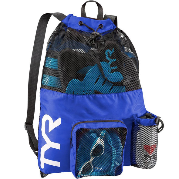 Mesh Backpack for Swim and Workout Gear