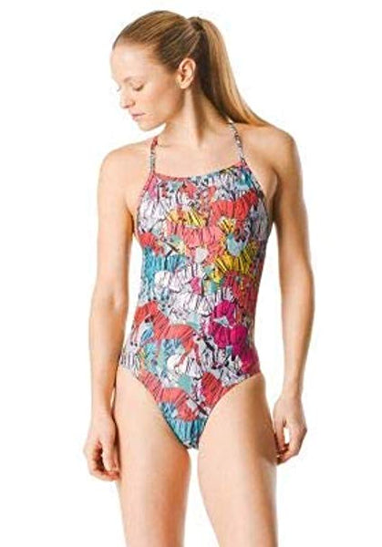 Speedo One Piece Suit for Swimmers
