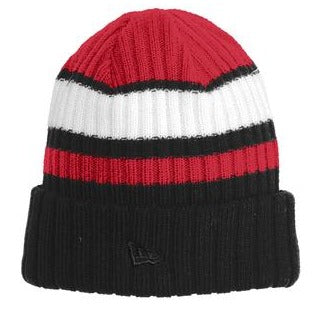 AquaHawgs Ribbed Beanie