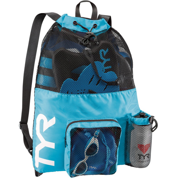 Large Swim Mesh Backpack