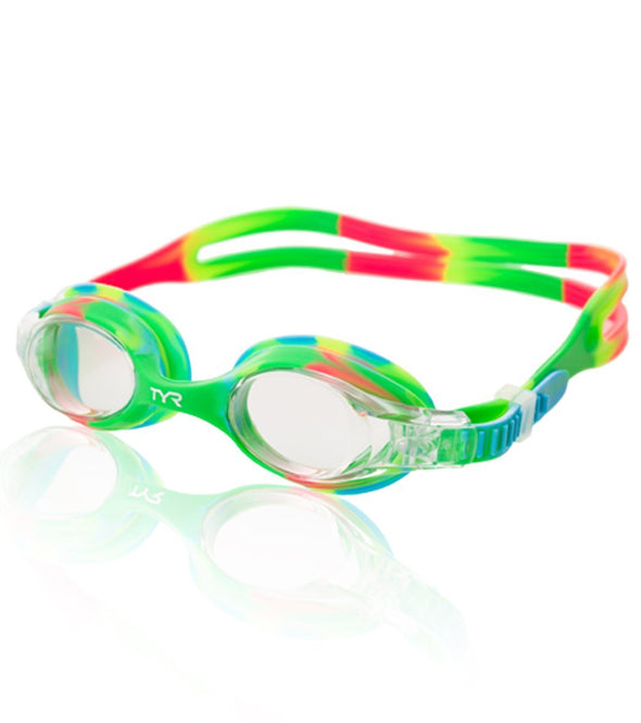 Comfortable Competitive Tie Dye Goggles