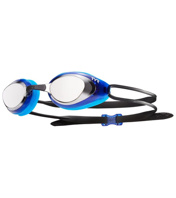 Black Hawk Racing Goggles Mirrored