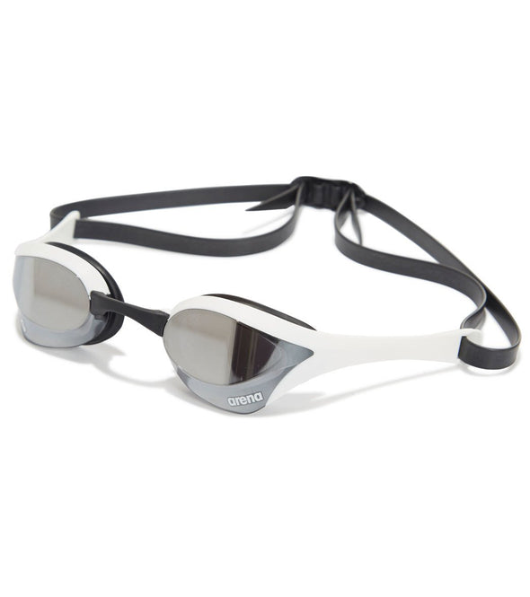 White Swimming Goggles