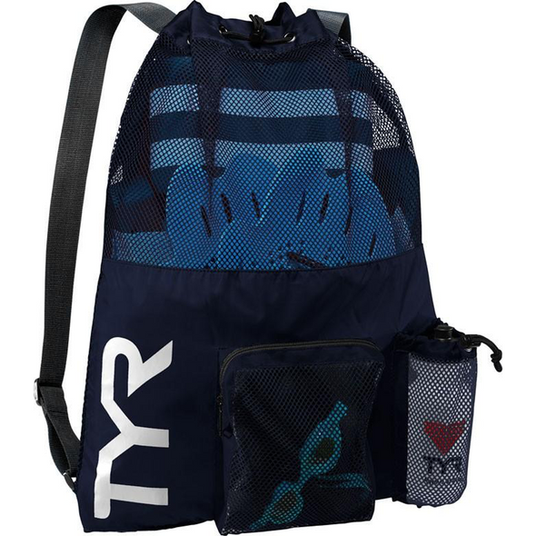 TYR Swim Mesh Mummy Backpack