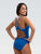 Women's Swimwear with Back Cut Out