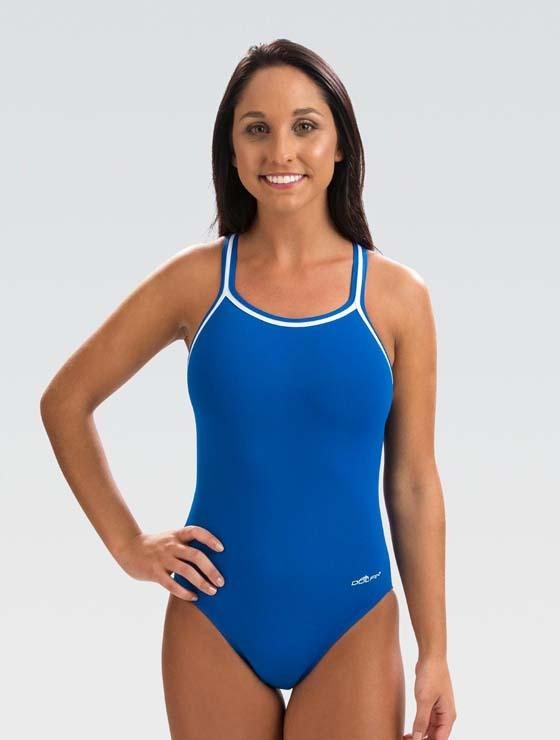 Royal Blue Women's Swimwear