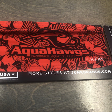 Aquahawgs JUNK Headband