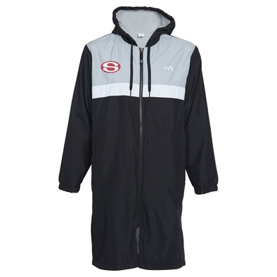 Springdale Podium Parka with Logo and Name