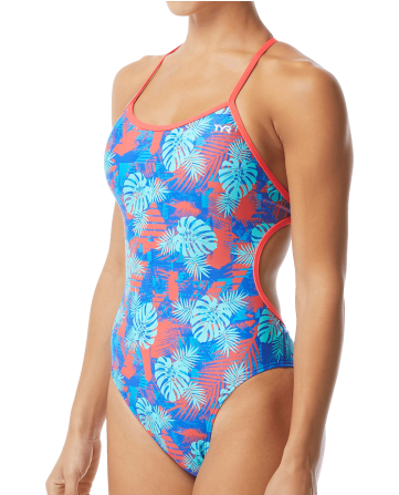 Brightly Colored Swimwear for Training Purposes