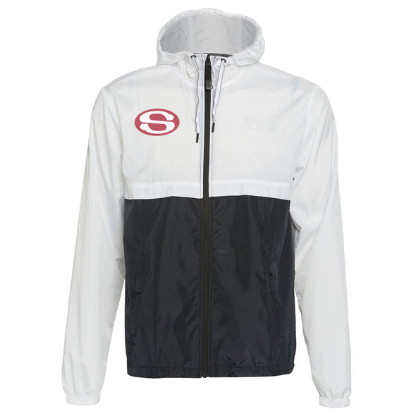 Springdale Men's Elite Team Windbreaker Jacket with Logo