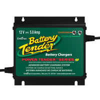 Battery Tender® 12V, 5A Weatherproof Battery Charger