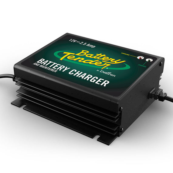 Battery Tender® 24V, 2.5A Weatherproof Battery Charger
