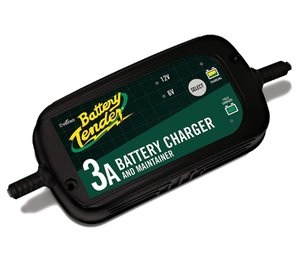 Battery Tender® 6V/12V, 3A Selectable Battery Charger