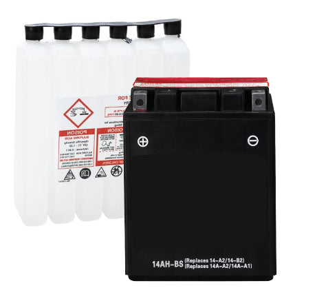 14AH-BS AGM Maintenance Free Battery