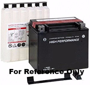 20L-BS AGM Maintenance Free Battery