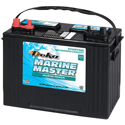 Marine Master Batteries