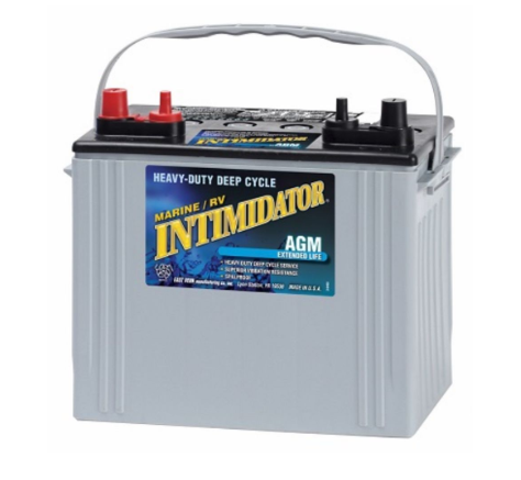 Marine / RV Batteries